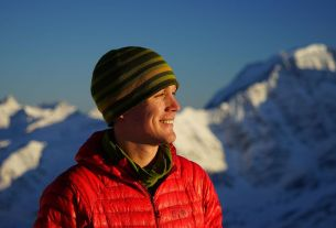 Colin O'Brady,the first who crossed Antarctica on a solo trek, america News
