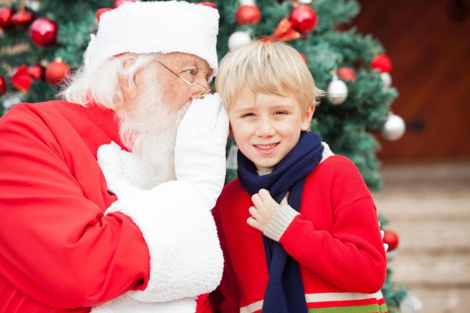 study on santa, Santa Claus, Christmas, Science News