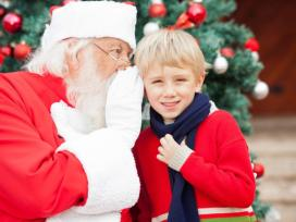 study on santa, Santa Claus, Christmas, Science News