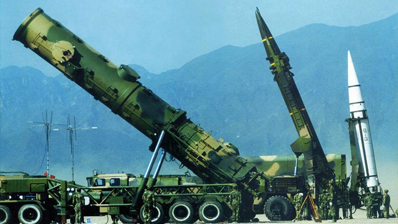 ICBM, china tests new icbm, asian countries News,Ballistic Missile