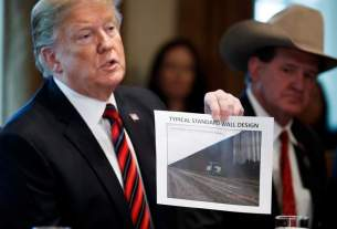 Mexican wall, govt shutdown in us, Donald Trump, Bill Clinton, america News