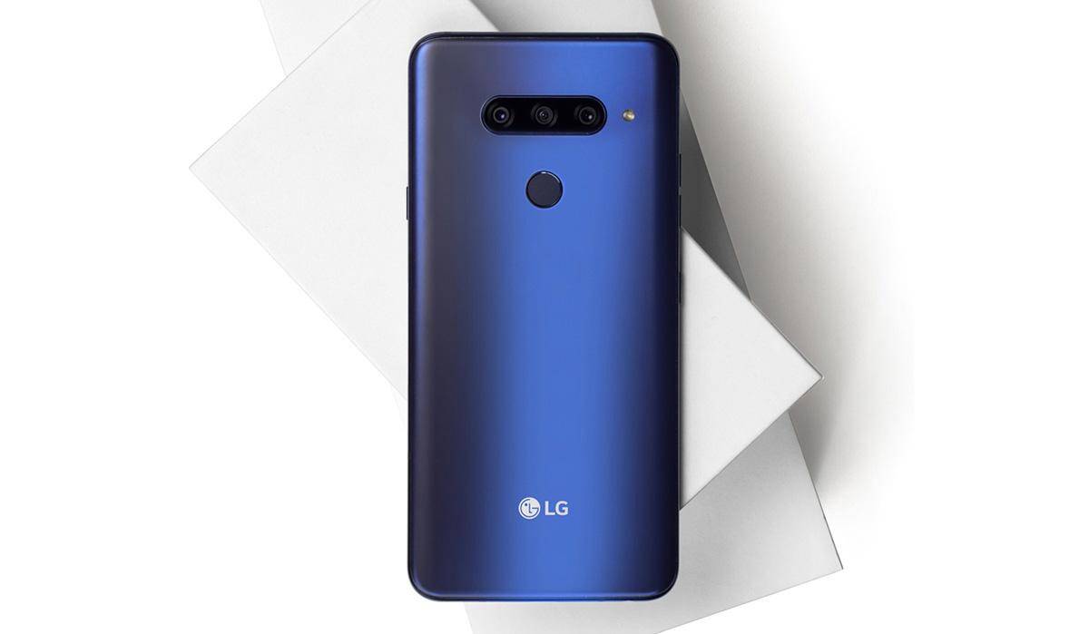 lg 5g snapdragon 855 soc,lg 5g smartphone,lg 5g launch next month,lg 5g 4000mah battery