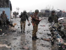 Pulwama terror attack: 40 CRPF Jawans martyred