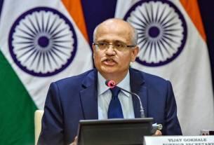india air strike in pakistan, Foreign secretary Vijay Gokhale, india News
