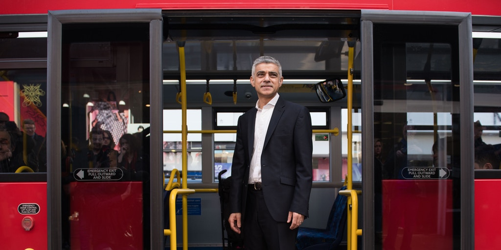 uk politician of the year, sadiq khan, britain News