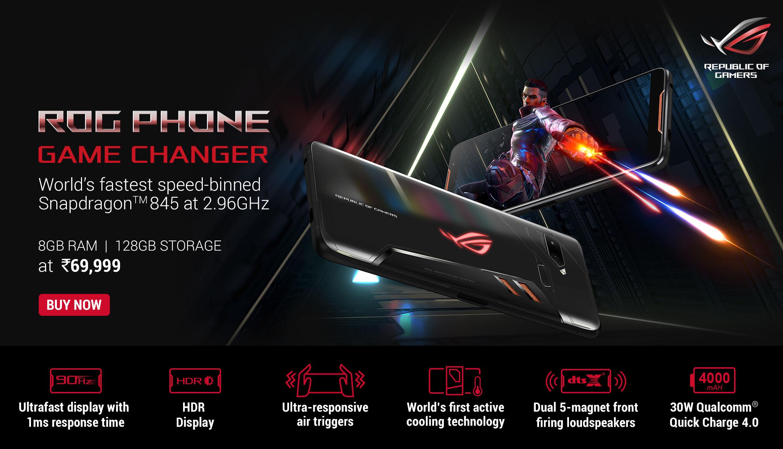Asus ROG Phone 2, upcoming asus gaming smartphone, nubia red magic 3, black shark 2, best gaming phone, Asus smartphones, asus rog phone 2 launch