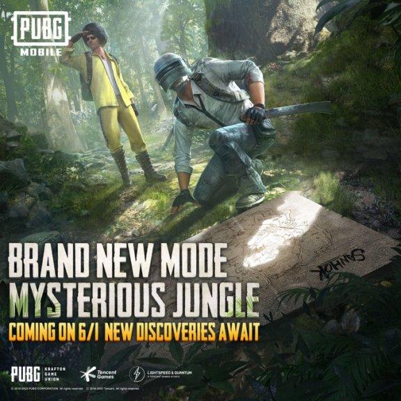 sanhok mysterious jungle, Sanhok, PUBG Mobile new Update, pubg mobile mysterious jungle mode, pubg, tech News, pubg game