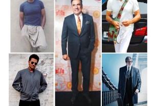 Milind Soman,Anil Kapoor,Boman Irani,Jackie Shroff,Amitabh Bachchan
