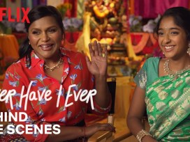 Netflix renewed Mindy Kaling's Never have I ever for a round two!