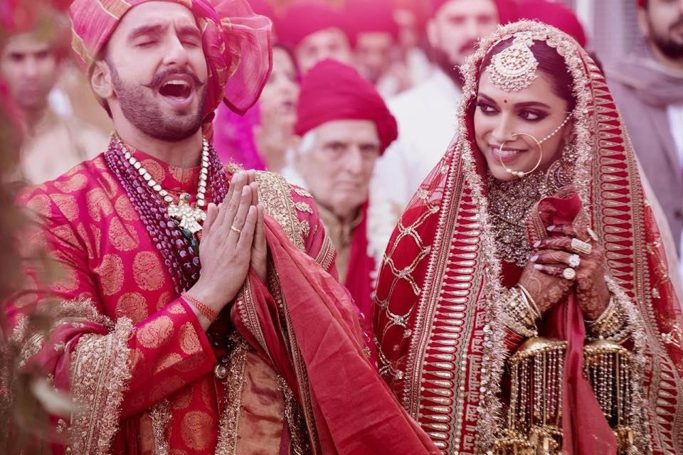 Ranveer Singh,Deepika Padukone