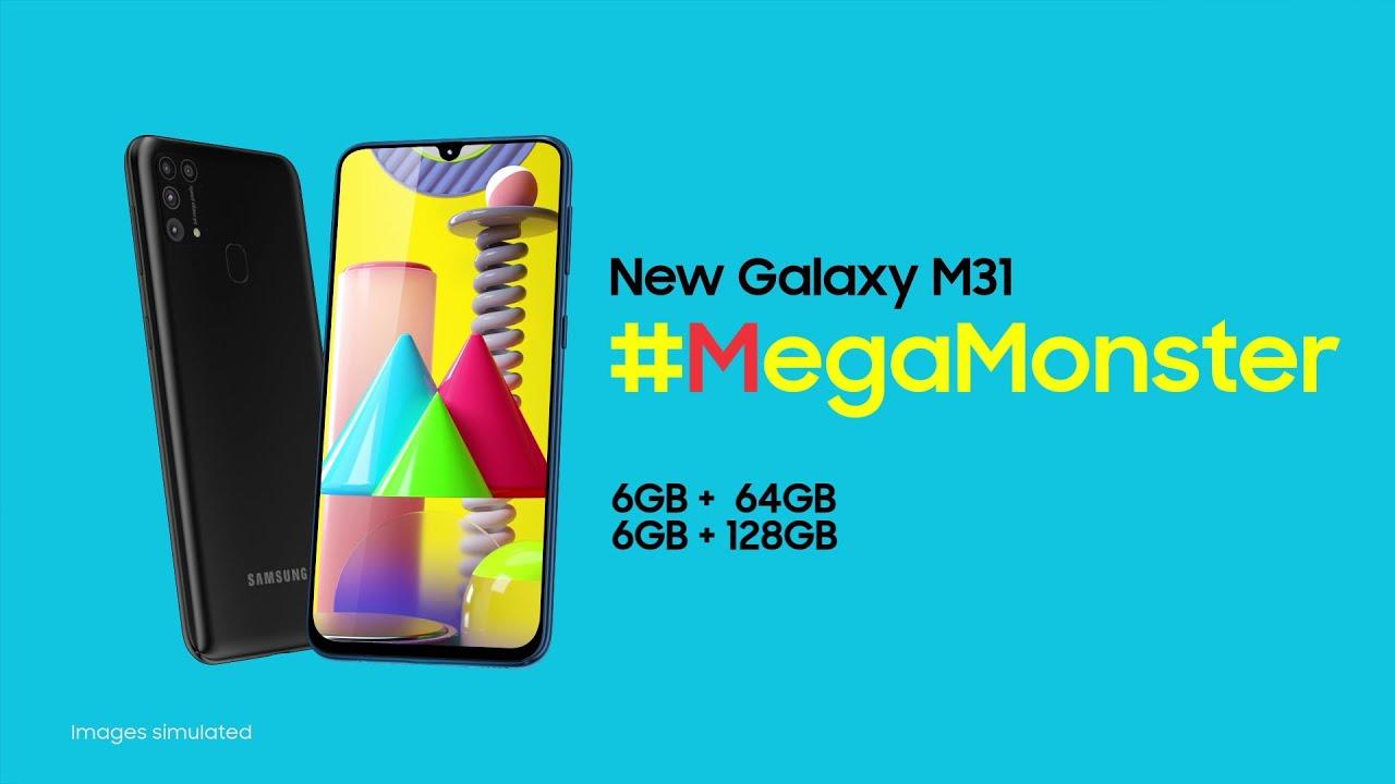 samsung new phone, Samsung smartphone, Samsung Galaxy series, samsung galaxy m31s price, samsung galaxy m31s launch, Samsung Galaxy M31s battery, samsung galaxy m31s, galaxy m31s smartphone, tech News