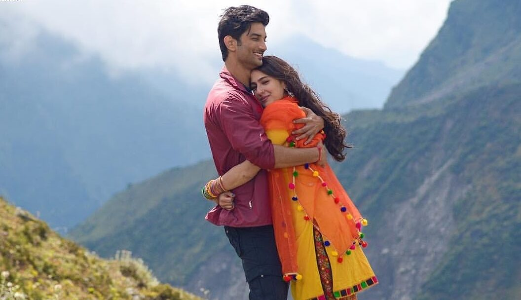 Entertainment News,Bollywood News,Hindi Movies News,Sushant Singh Rajput,Sara Ali Khan,samuel haokip,Kedarnath,Instagram,Bollywood