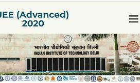 Updates on JEE Advanced 2020