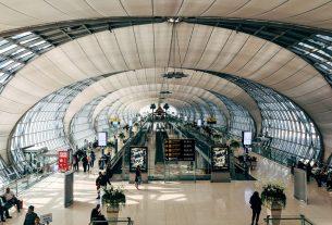 Bangkok, Thailand, Thai Airways, Coronavirus, Covid 19, Covid, customer, travel, restrictions, lockdown, in flight meals, meals, restaurant, Japanese