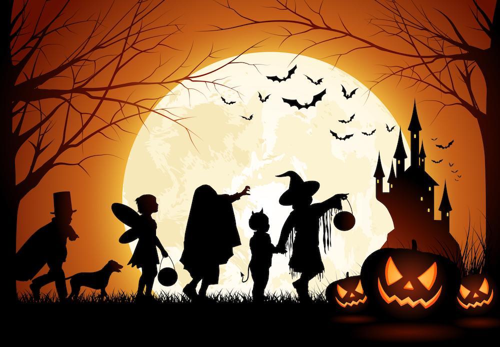 Halloween 2020, Happy Halloween 2020, Halloween party