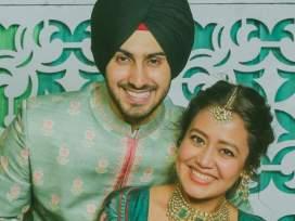 Neha Kakkar,Rohanpreet Singh,Wedding