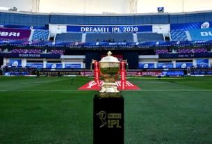IPL 2020 Final