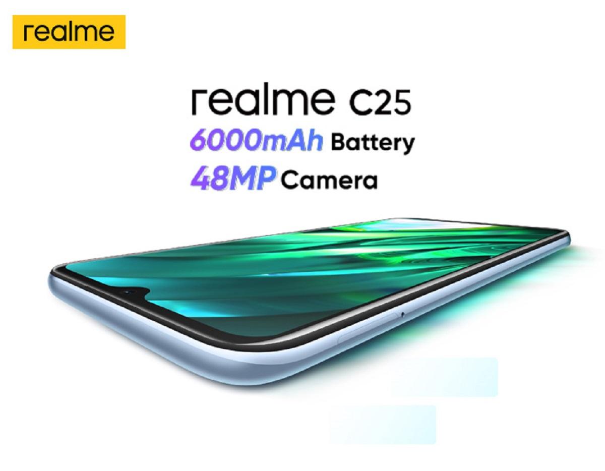 Realme C25