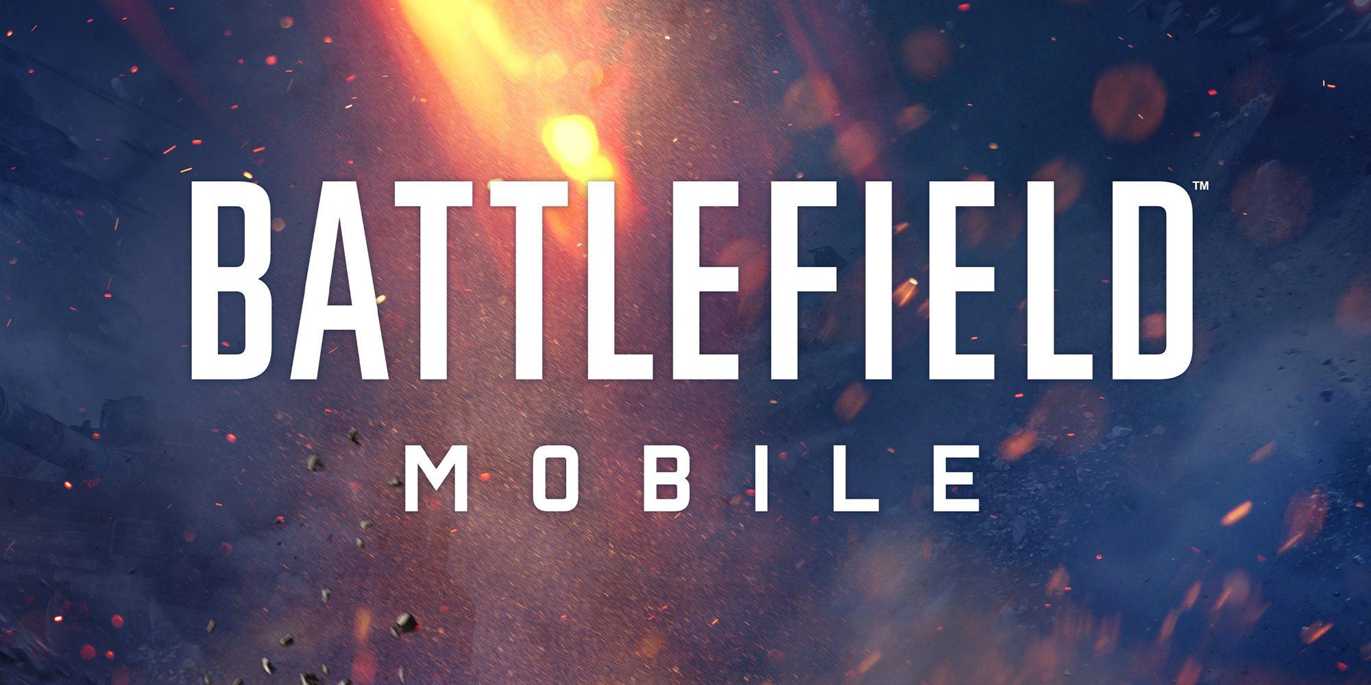 Battlefield Mobile beta
