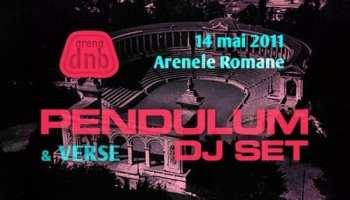 Pendulum (dj set) @ Arenele Romane