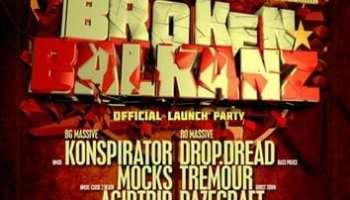 Broken Balkanz @ Fabrica