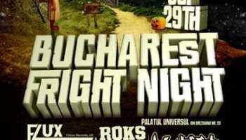 Bucharest Fright Night @ Palatul Universul