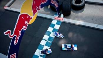 Red Bull Racing Can te provoaca la o cursa de masini radio-comandate