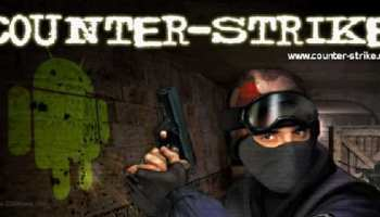 Counter-Strike pe Android!