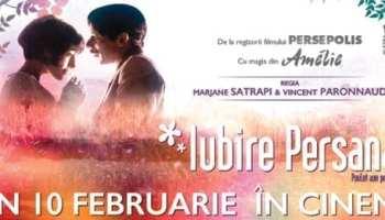 De la regizorii filmului Persepolis, cu magia din Amelie: IUBIRE PERSANĂ!
