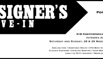 Designer's Drive-in #9 / Spring Edition @ 418 Contemporary Art Gallery