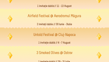 Golden Ticket Festivals Edition