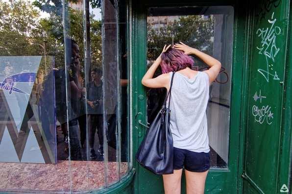 Gili Mocanu Arta la fereastră