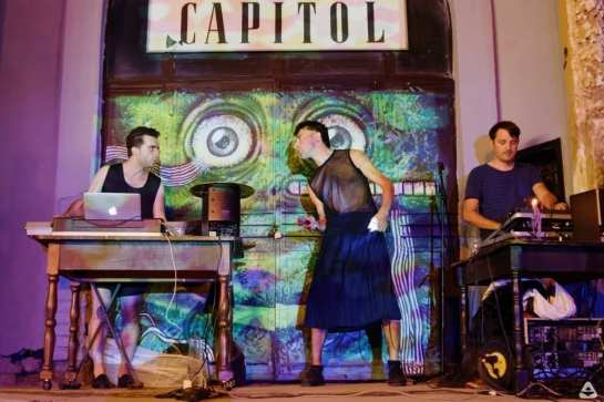 BTLT: August și Septembrie la Teatrul de vară Capitol