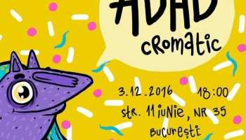 ADHD Cromatic @ Urban Collectors