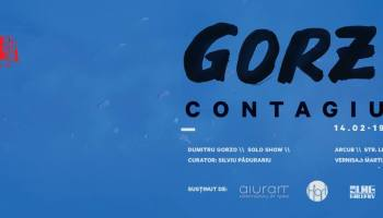 Expoziția Contagiune: Dumitru Gorzo @ ARCUB