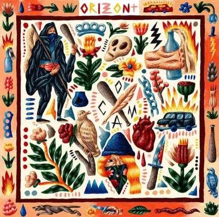 Saddo COMA album cover