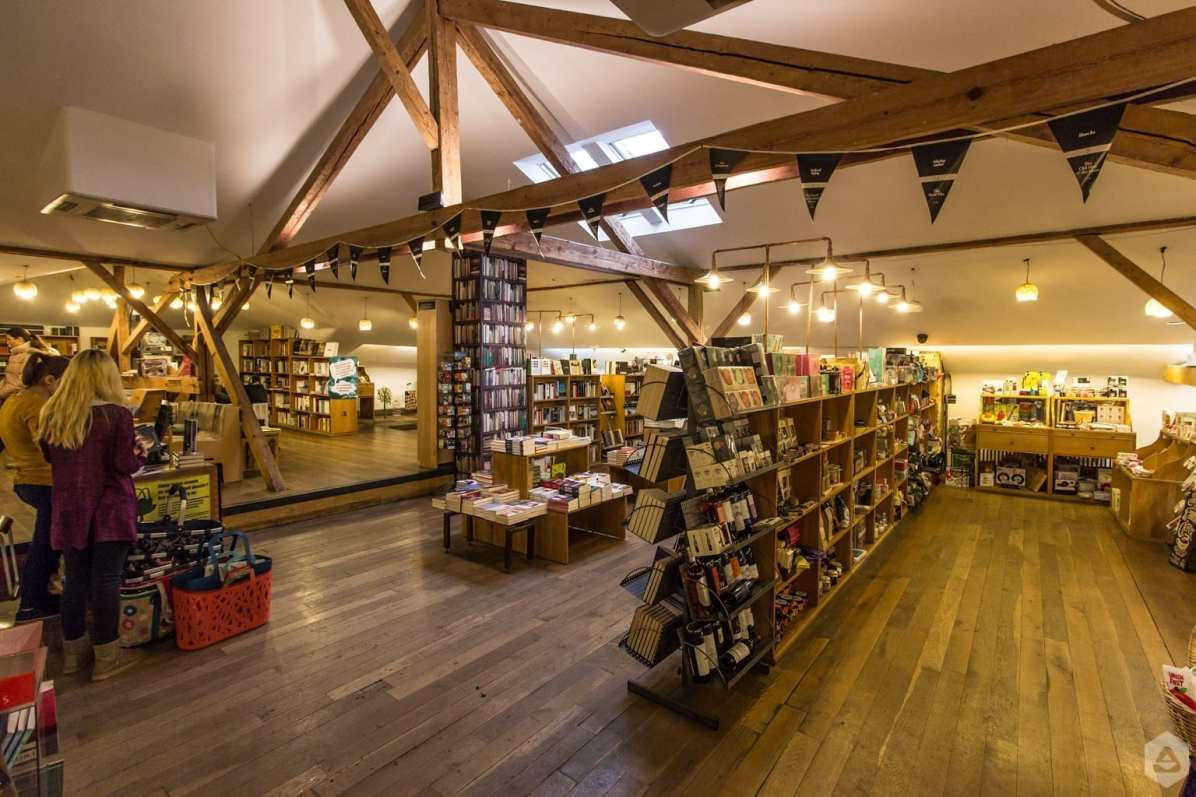 8 bookstores in Bucharest that will enhance your imagination