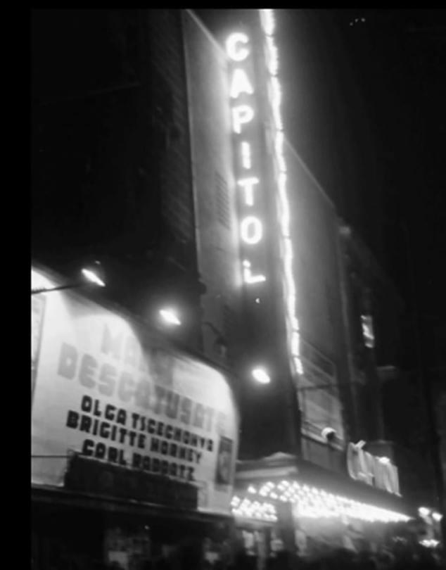 1941 Willy Prager Cinema Capitol 02