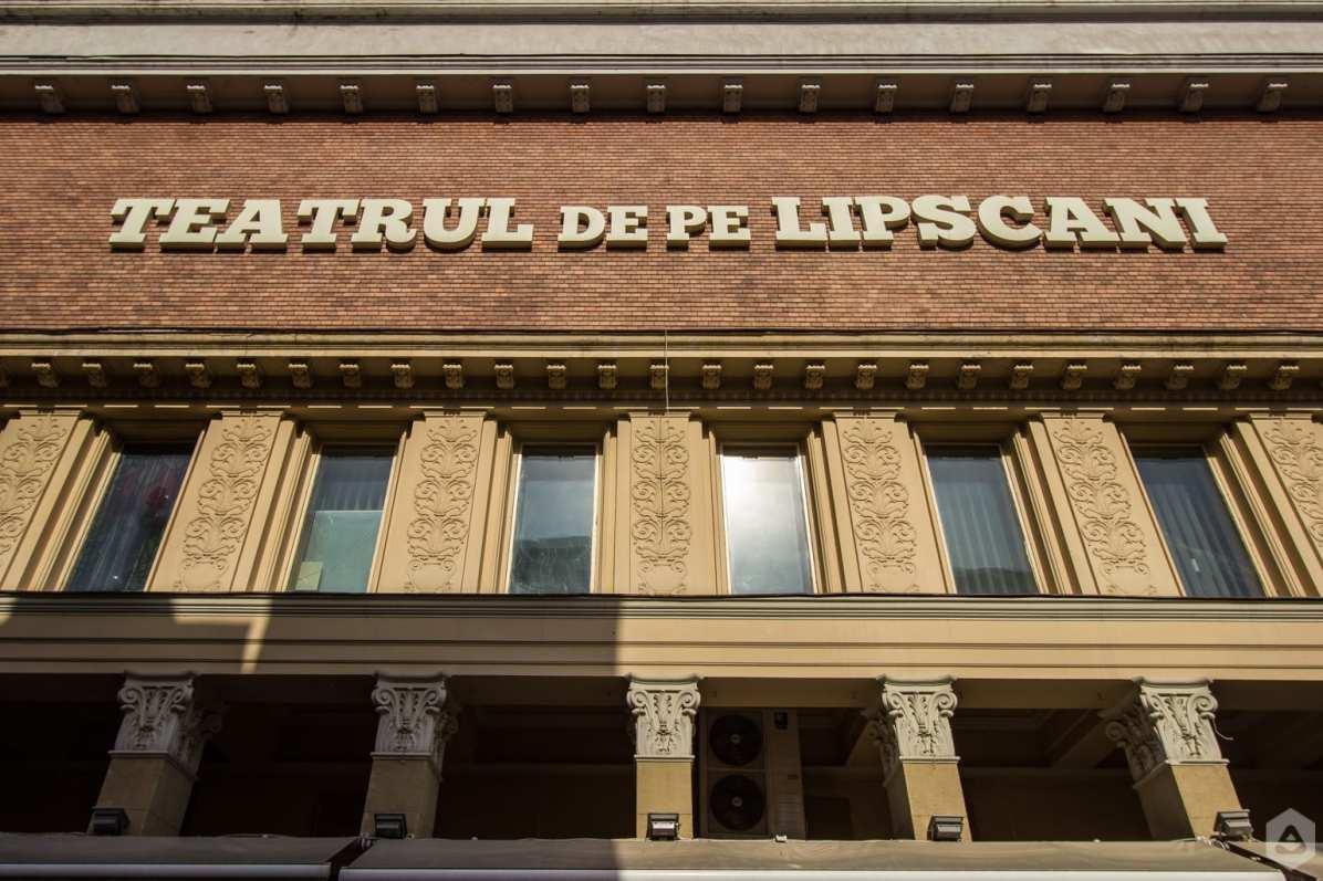 Teatrul de pe Lipscani