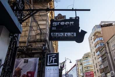 Teatrul Luni de la Green Hours