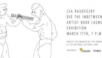 Book Launch & Exhibition LEA Rasovszky @ Mobius Gallery