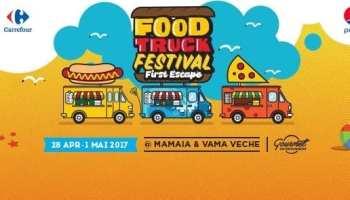 Food Truck Festival First Escape @ Mamaia Nord & Expirat Vama Veche