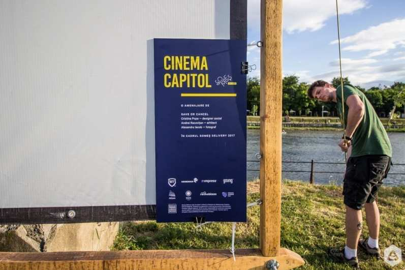 Someș Delivery 2017 - Capitol Cinema