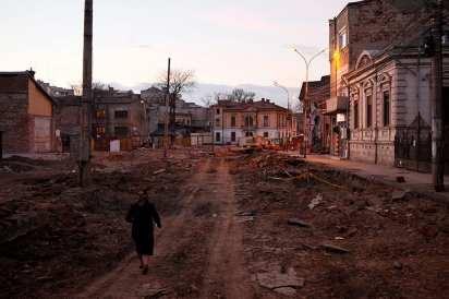 Hala Matache demolată