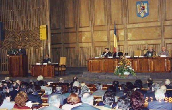 Senat, sala Omnia, 1998