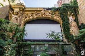 Cinema Teatrul de vară Capitol 2017