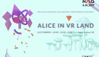Alice in VR Land