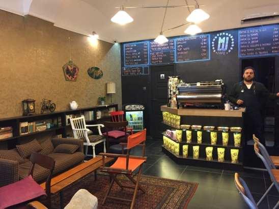 Milu Café