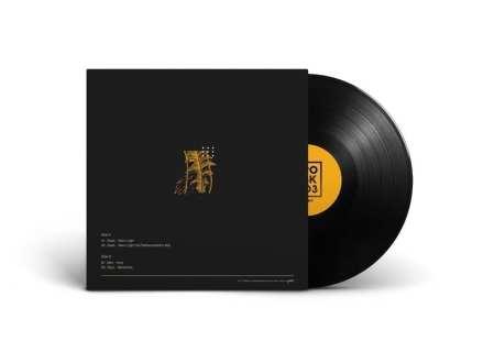 Vinyl Back Sleeve