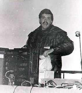 1983 Sorin Lupascu Casa studenților Iași